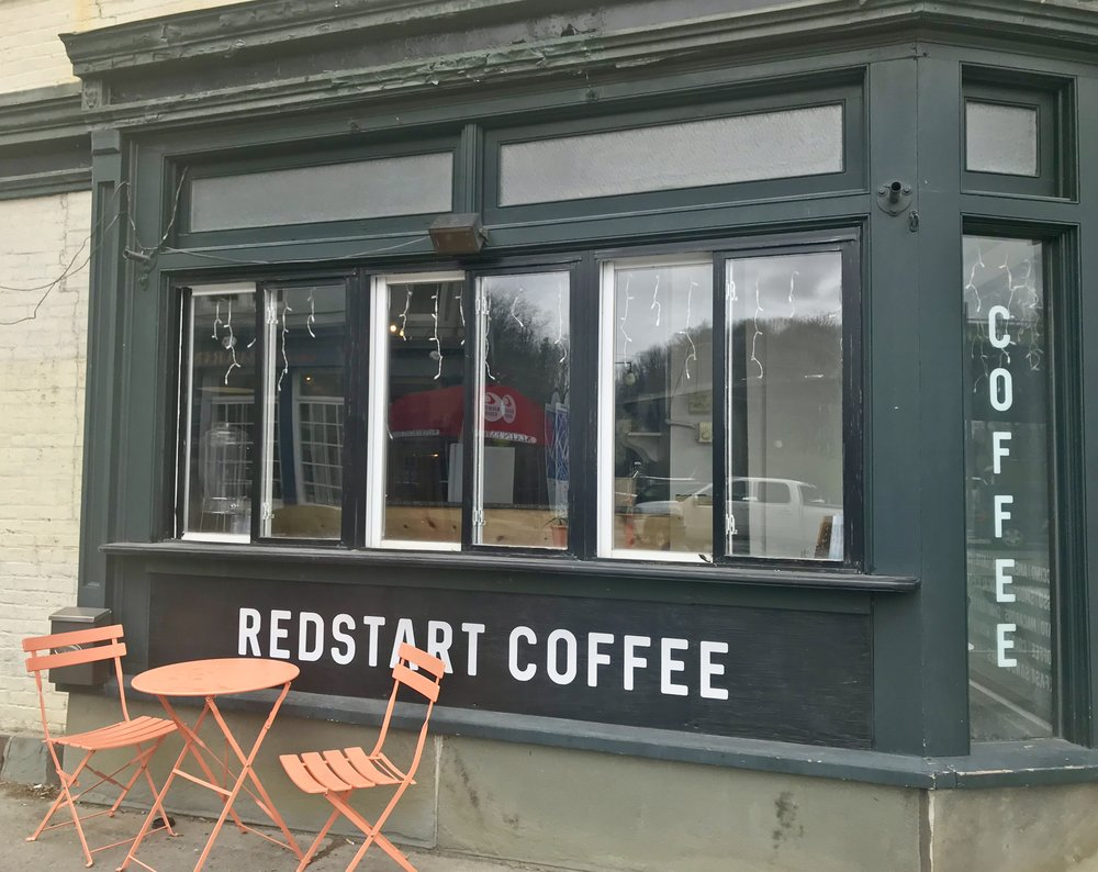 4. Redstart Coffee -