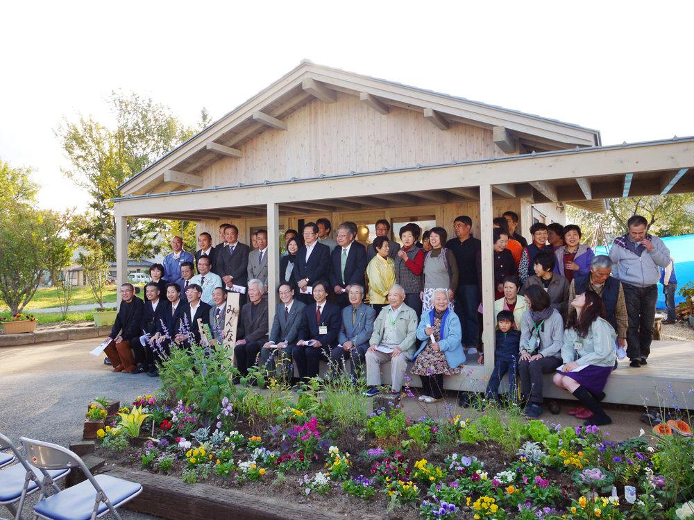 HOME-FOR-ALL BY KUMAMOTO ARTPOLIS TOHOKU SUPPORT GROUP