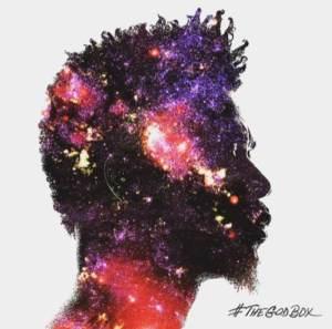 "David Banner ""The God Box"" Album Cover"