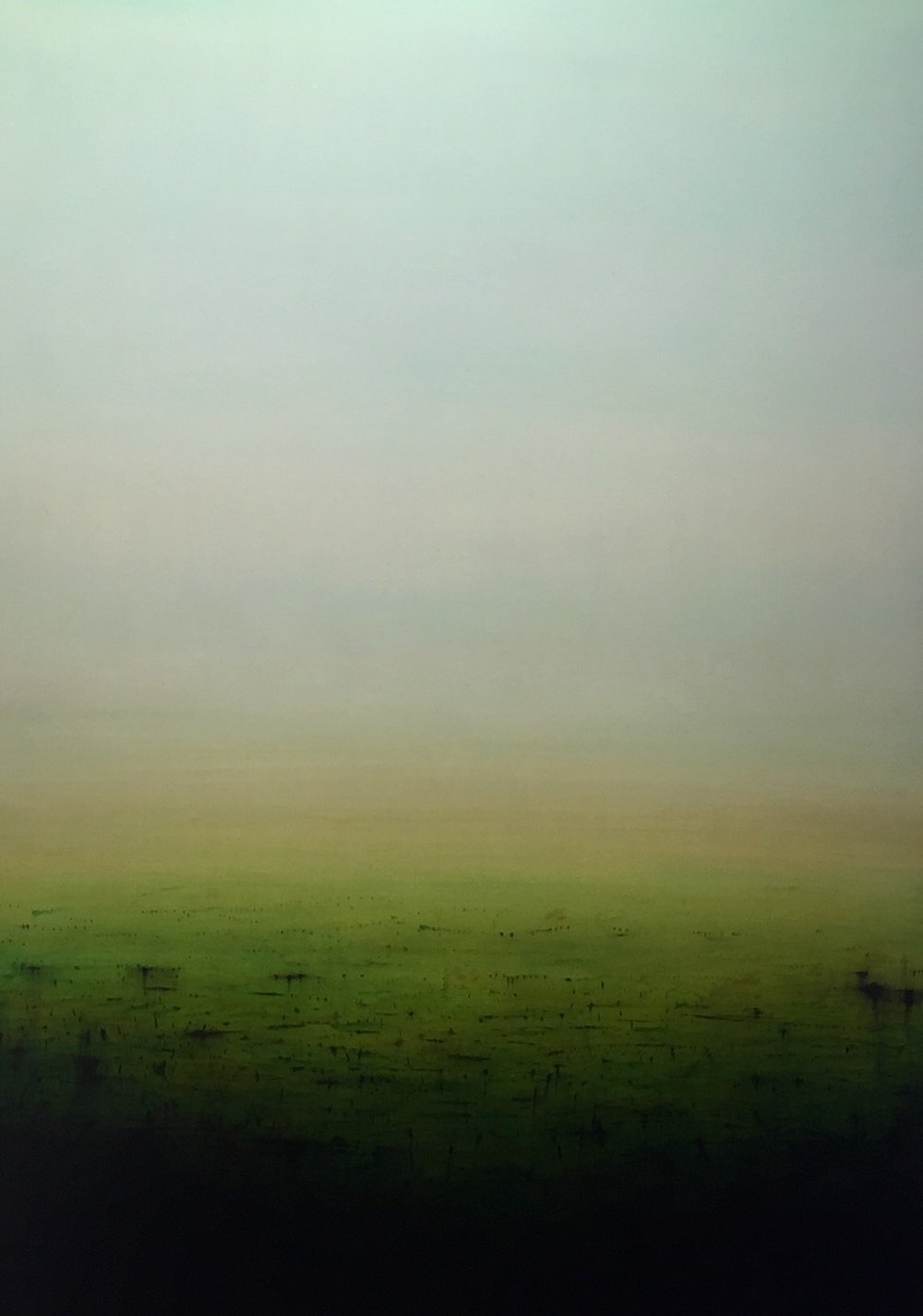 Patricia Heaslip,  The Essences , Oil On Canvas, 152.5 x 106 cm, P.O.A.
