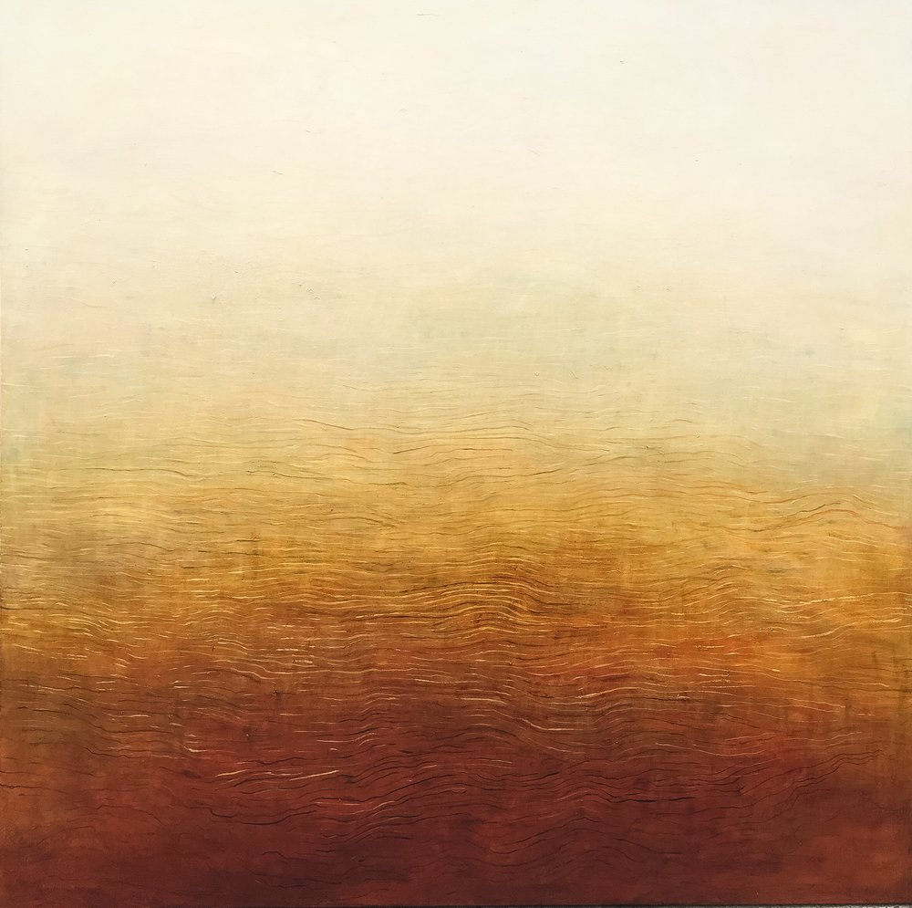 Patricia Heaslip Landlines 183 x 183cm $15,000.JPG