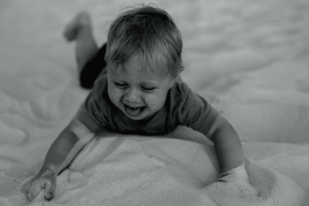 beach family photographer Kristin Grover Images