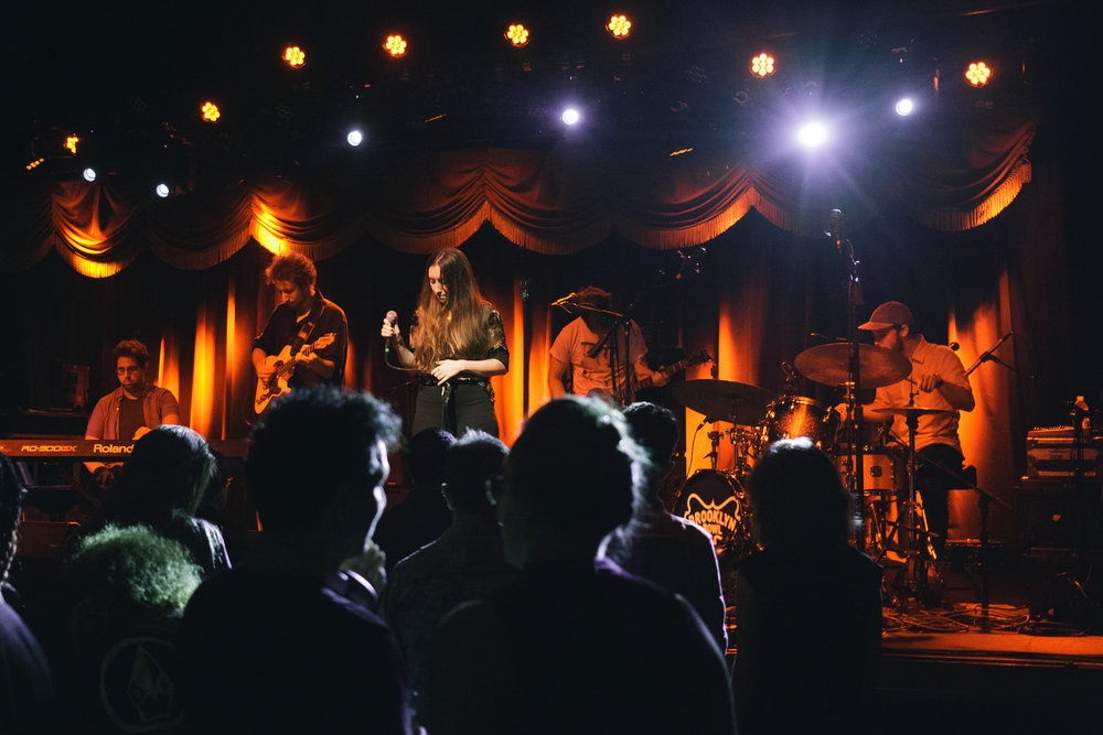 Photo by  Noel Woodford  at  Brooklyn Bowl