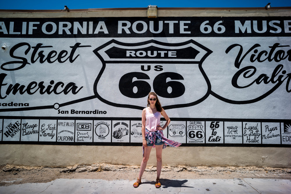 Closer documentation of the California Route 66 Museum. Shot leveled with no distortion. Leica 21mm f/3.4 Super Elmar ASPH