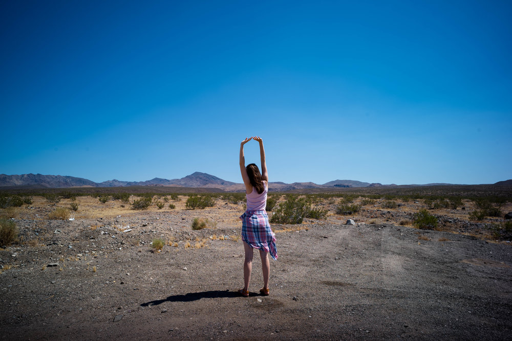 Out for a stretch, finally, in the middle of nowhere. Leica 21mm f/3.4 Super Elmar ASPH