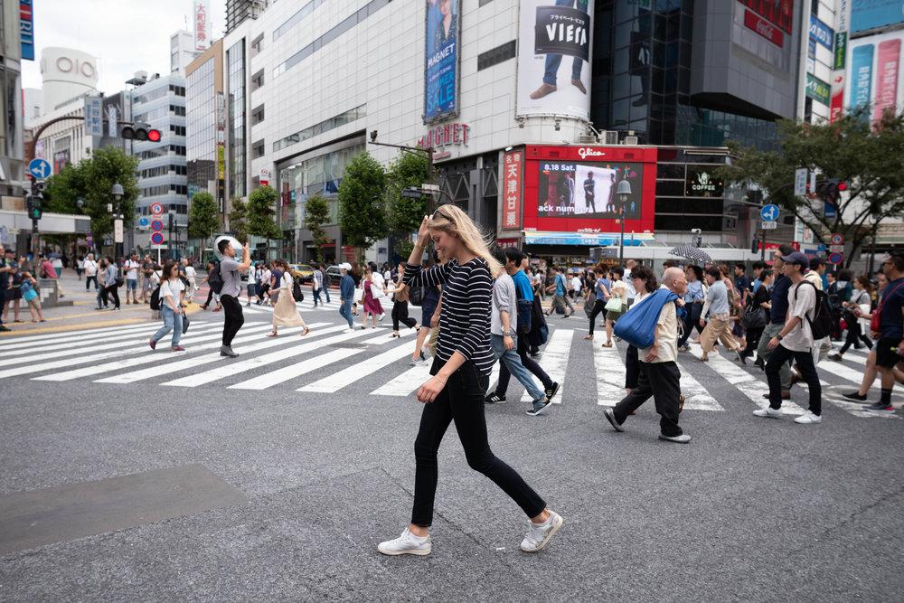 Shibuya - Leica M10 + Leica 24mm f/1.4 Summilux-M ASPH - ISO 400, f/2.8, 1/1000s
