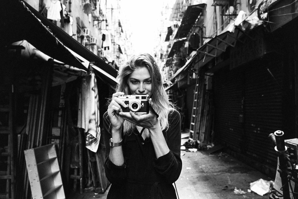 Leica MP Titanium + Leica 28mm f/2 Summicron-M ASPH Titanium + Kodak Tri-X 400