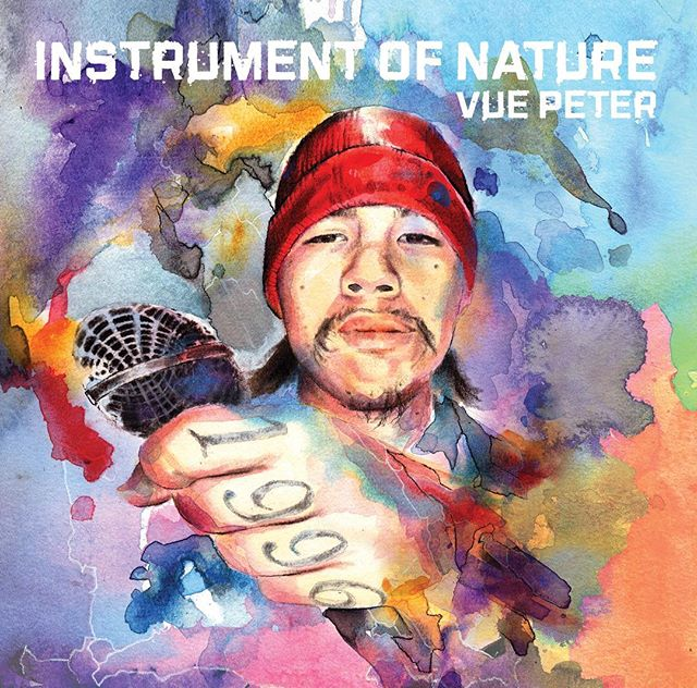 "We present to you the most anticipated album this year by Vue Peter, ""Instrument of Nature."" . Pre-order your copy now at Yellowdiamondrecords.com"