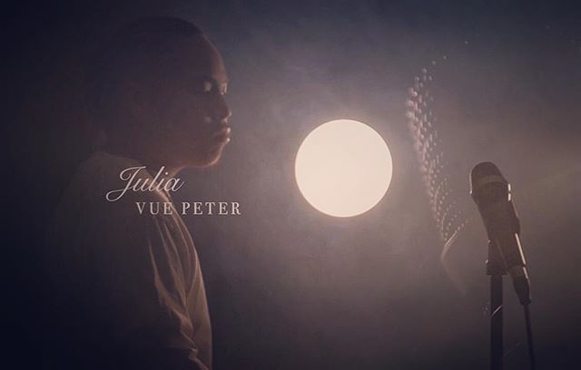 Julia - Vue Peter Official Music Video | Watch here: https://bit.ly/2s6MO0l . Huge thanks & shoutout to @burgundysuite @dalekeano