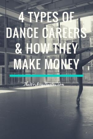 1. Commercial Dancer