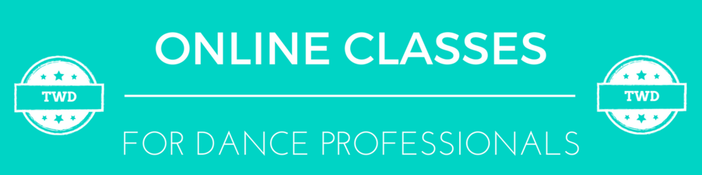 Online Classes for Dance Professionals Membership - The Working Dancer.png