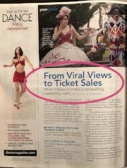 The Working Dancer Dance Magazine Marketing Vids.jpg