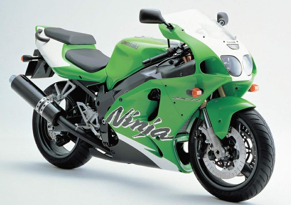 Kawasaki Ninja ZX-7, as used in Medwell's study.