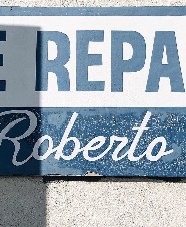 shoe repair by Roberto 👞