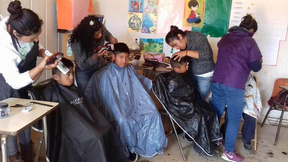 Volunteering in Local Schools