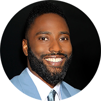 JOHN DAVID WASHINGTON<br>Live Screenplay Readings