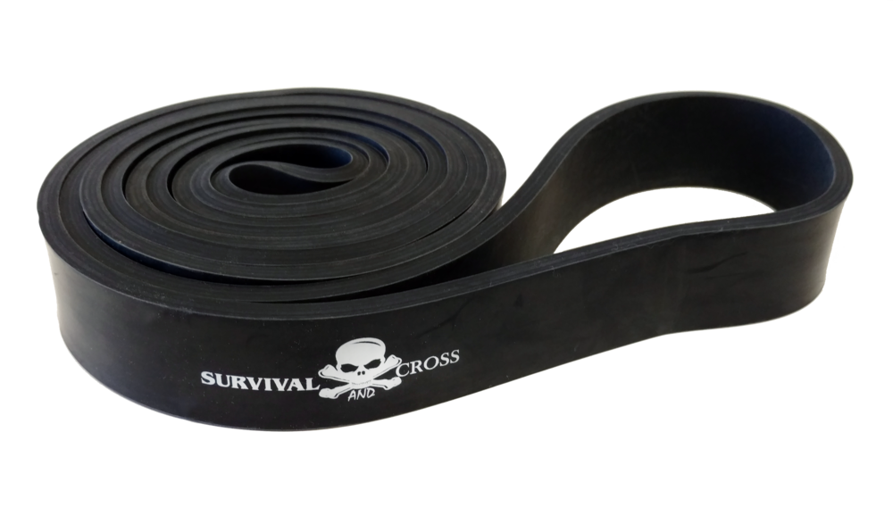 Win this resistance band in the healthy lifestyle kick-starter giveaway!