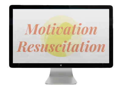 Motivation Resuscitation: Kick start your healthy lifestyle in 21 days