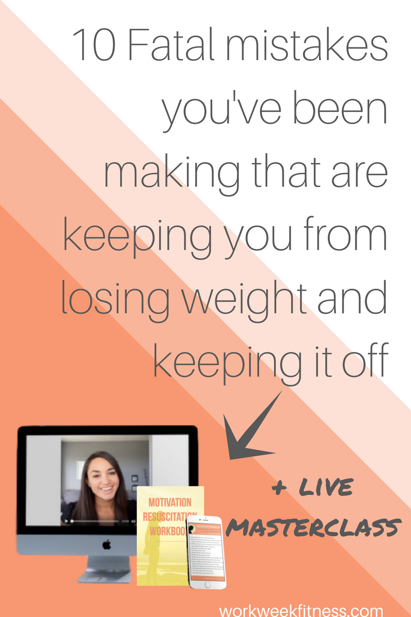 If you want to lose weight but you're frustrated that nothing's working, it's likely that you're making at least one of these ten fatal weight loss mistakes. Click through to see all ten mistakes that are a lot more common than you'd think.