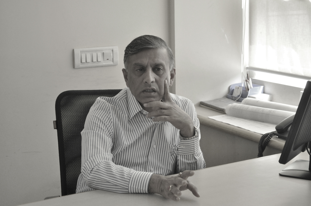 Fellow, Indian Institute of Architects Fellow, Indian Institute of Town Planners  Uday Pande is a Founding Partner in N+U Design Studio. He has led the firm since its inception. With a clear vision and continuous & persuasive efforts, he has brought the firm to a leading position. His thorough understanding of government norms and policies of various states has resultedin the firm's presense through out the country. It has also enriched the portfolio with works in both private and public sector.  He has mentored team leaders with a strong sense of responsibility towards clients &  projects, always aiming for high quality standards in delivering the work. His zeal and management skills have helped in pushing several projects through timely completion. It was his vision that today N+U Design Studio offers comprehensiveservicessuch as Architecture, Urban Planning, Interior Designing, MEP, HVAC, all under one roof.  Mr. Pande completed Bachelor of Architecture from Visvesvaraya Regional College of Engineering (now VNIT), Nagpur in 1979 and Master's degree in Urban & Regional Planning at School of Planning & Architecture, New Delhi. Before founding Nivedita & Uday Pande Consultants in 1992, Mr. Pande worked with Bombay Metropolitan Region Development Authority (now MMRDA), Delhi Development Authority and ECMC Design Group which he founded and lead for five years.