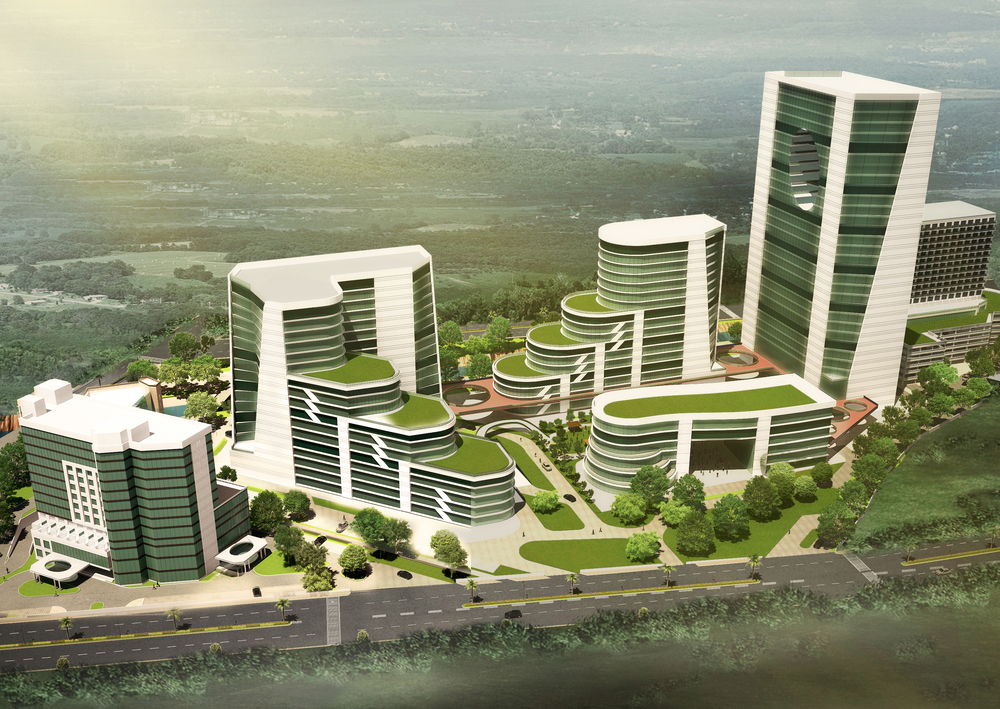 Commercial Development, Gurgaon