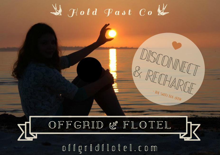 HOLD FAST | OFFGRID FLOTEL | VACATION | ÆRØ DENMARK | ©BJØRG KIÆR FOR THE SALTY DOG CREW
