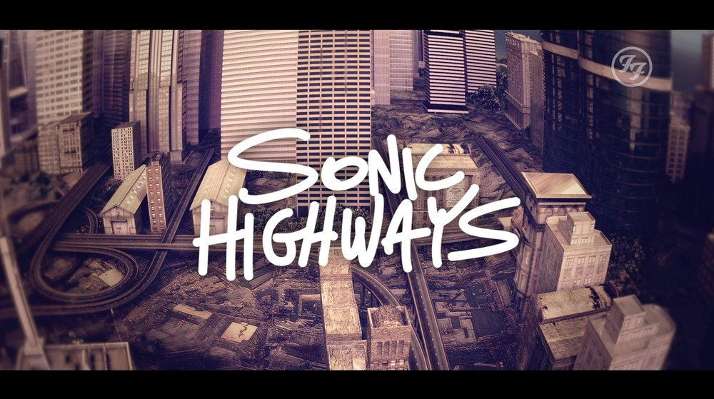 Sonic Highways Wallpaper