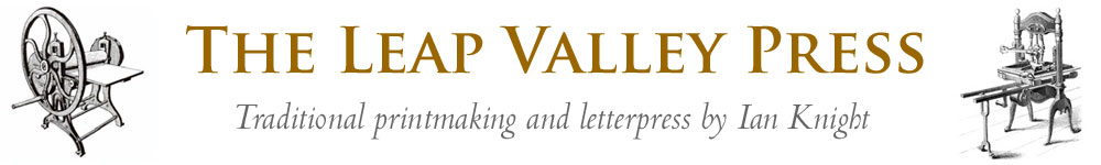 The Leap Valley Press