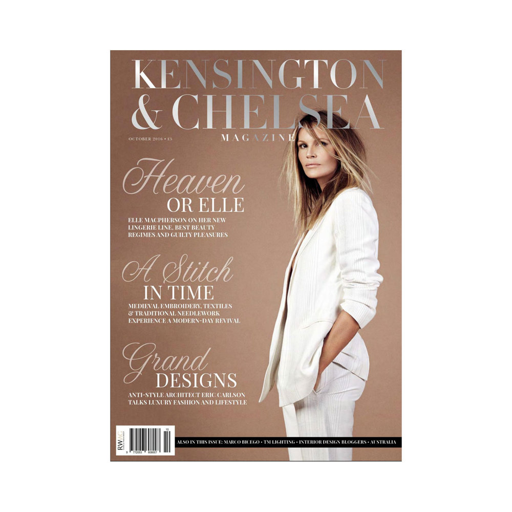 Kensington & Chelsea, October 2016   View PDF