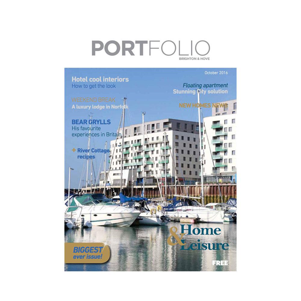 Portfolio, October 2016   View PDF