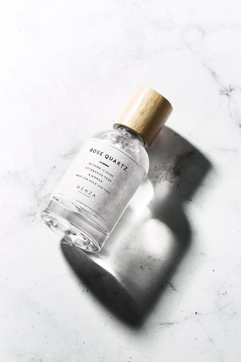 ROSE QUARTZ Parfume - Go online store→