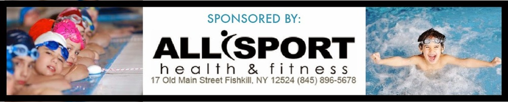 Sponsored by All Sport Health & Fitness