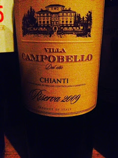 Chianti Riserva Villa di Campobello at Oak Vino Wine Bar