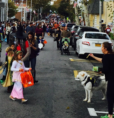 This year's Hocus Pocus Parade in 2015 was the biggest yet.