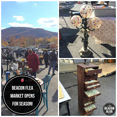 The Beacon Flea Market Opens for the Season April 3, 2016, and has Spent Winter Running Estate Sales