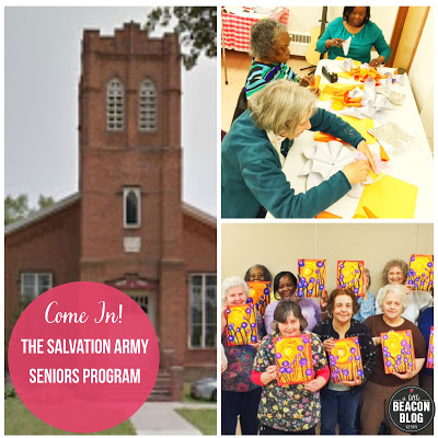 Come In! This article explores in pictures the Salvation Army's Seniors Program and building in Beacon, NY.