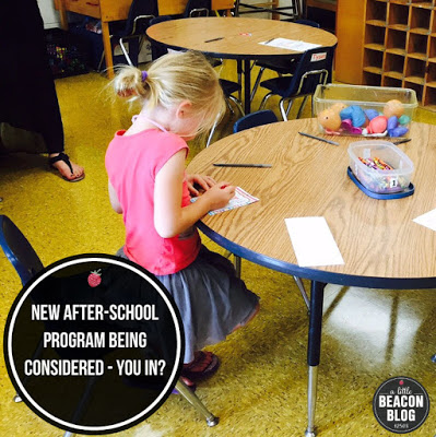 City of Beacon considers a new after-school program from the Beacon Recreation Department. Parent support is needed to help council vote to provide startup funding.