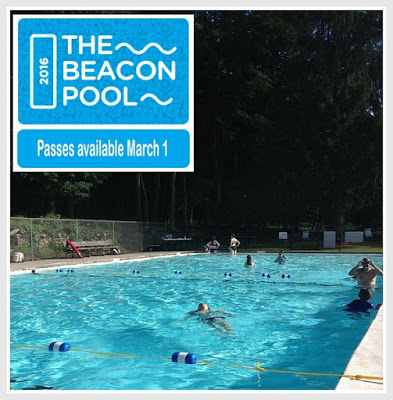 Pool passes for adults, kids and families are available for Beacon, NY 2016!