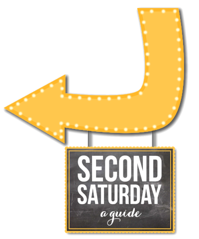 SECOND SATURDAY HAPPENINGS FOR SEPTEMBER 10, 2016!