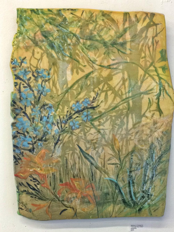 melissa braggins at riverwinds gallery