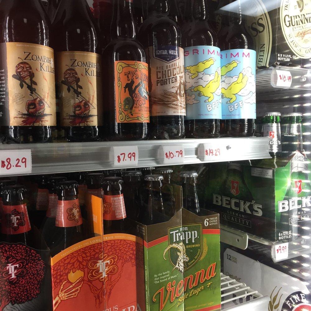 Craft Beer Shoppe Beacon