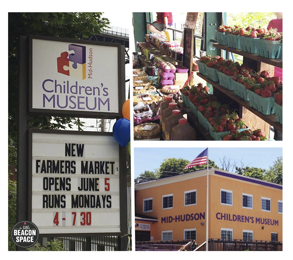 New Waterfront Market at the Mid-Hudson Children's Museum in