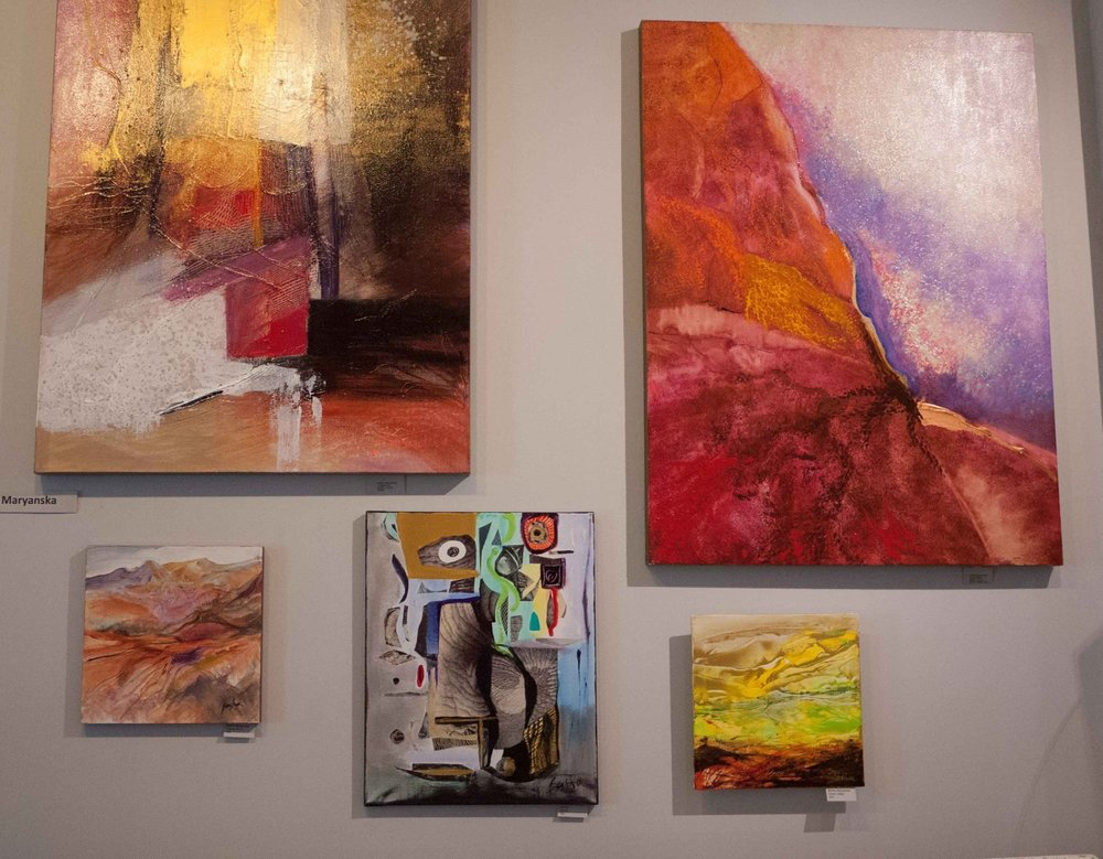 hudson valley artists at riverwinds gallery