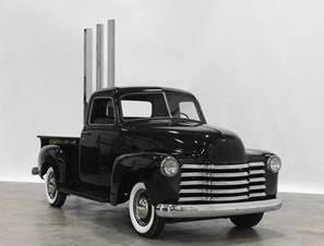 walter de maria truck trilogy at DIA:BEACON