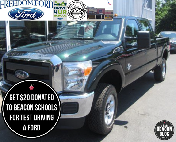 Local Ford Dealership Partners To Get Person Donated To Beacon - Nearest ford dealership