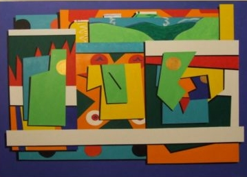 robert paschal at the lofts at beacon gallery