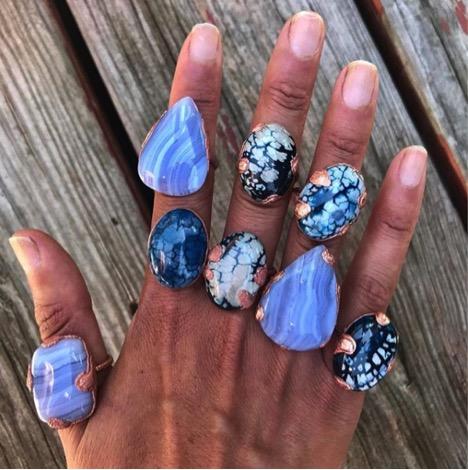 blue dragon vein jasper rings.jpg