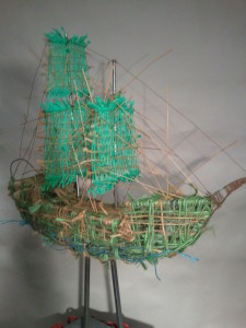 Herman Roggeman's  Flotilla opens  at bau gallery