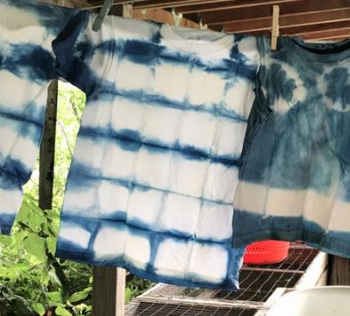 Shibori Dyeing at Colorant