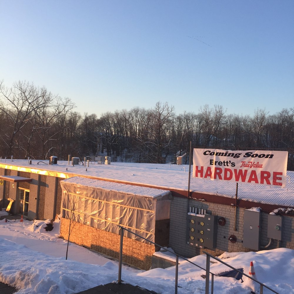 New hardware store coming to Beacon in the Linkage District.  Photo Credit: Katie Hellmuth Martin